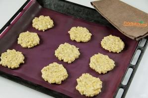 Овсяное печенье без муки и масла - фото шаг 5
