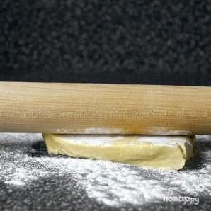 Печенье с мускатным орехом и кленовым сиропом - фото шаг 3
