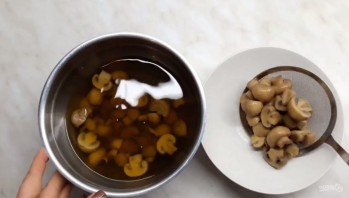 Рецепт маринованных шампиньонов - фото шаг 3