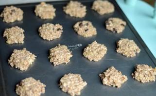 Диетическое печенье из овсяных хлопьев - фото шаг 4