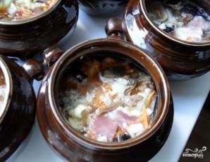 Жаркое из свинины в горшочках - фото шаг 6