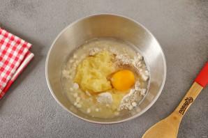 Тесто с картофельным пюре для булочек - фото шаг 2