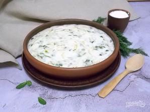 """Армянский суп """"Спас"""" - фото шаг 9"""