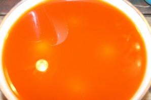 Яйца, крашеные молотым красным перцем (паприкой) - фото шаг 6