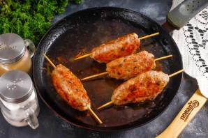 Люля-кебаб из баранины и курицы - фото шаг 8