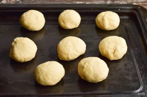 Калорийные булочки