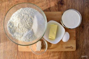 Пирожки в духовке - фото шаг 1