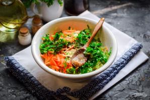 Закуска из кабачка и моркови - фото шаг 5