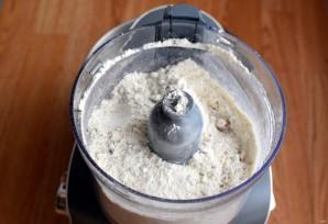 Песочный пирог с орехами - фото шаг 3