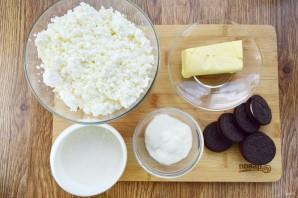 Пасха с шоколадным печеньем  - фото шаг 1