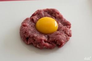 Мясной тартар - фото шаг 4