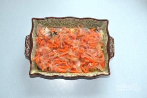 Толстолобик в томатном соусе - фото шаг 6