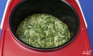 Запеканка из брокколи и шпината - фото шаг 6