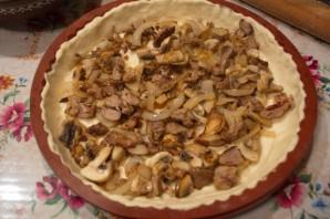 Пирог с курицей - фото шаг 7
