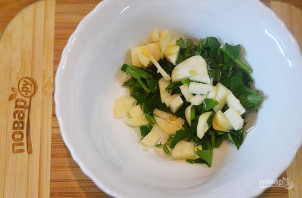 Фриттата с брокколи и сладким перцем - фото шаг 1