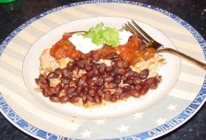 Курица по-мексикански в мультиварке - фото шаг 5