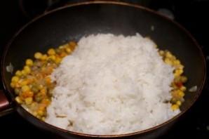 Рагу с овощами и рисом - фото шаг 6