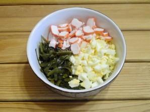 Салат быстро и просто - фото шаг 5