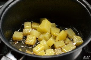Картофель с карри - фото шаг 2