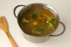 Овощной суп с говядиной - фото шаг 7