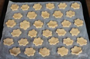 Песочное печенье с бананом - фото шаг 8