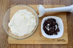 Пасха с шоколадным печеньем  - фото шаг 2