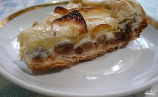 Яблочный пирог из бездрожжевого теста - фото шаг 8