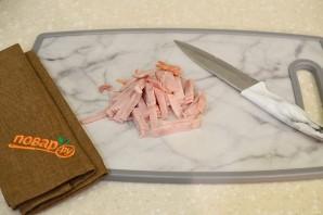 Салат на Новый год Свиньи - фото шаг 1