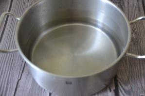 Баклажаны как грибы с чесноком - фото шаг 3