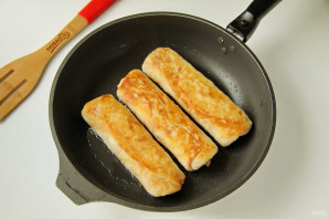Фингер фуд с рисом - фото шаг 10