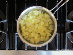 Яблочные слойки с корицей - фото шаг 1