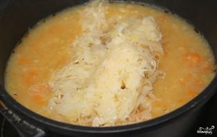 Суп картофельный с овощами - фото шаг 4