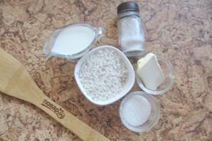 Рисовая молочная каша как в детском саду - фото шаг 1