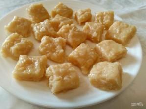Молочные конфеты с мякотью кокоса - фото шаг 5