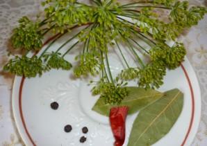 Фаршированные помидоры на зиму - фото шаг 7