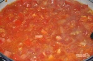 Фасоль по-монастырски с овощами на зиму - фото шаг 5