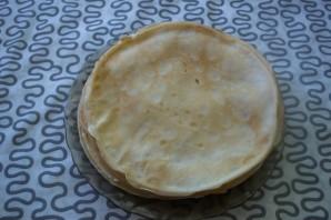 Пирог блинный с курицей - фото шаг 2