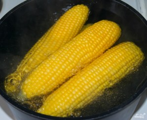 Кукуруза по-мексикански - фото шаг 1