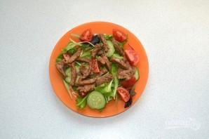 Биф салат - фото шаг 9