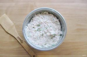 Котлеты с сыром и зеленью - фото шаг 6