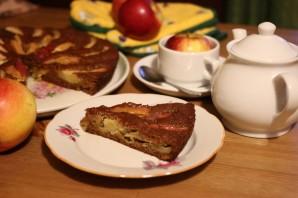 "Яблочный пирог ""Калейдоскоп"" - фото шаг 8"
