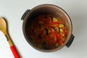 Кус-кус с овощами в мультиварке - фото шаг 7