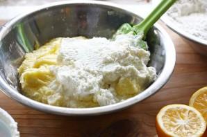 Лимонное печенье с рикоттой - фото шаг 3