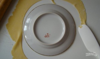 Медовый торт с карамельным кремом - фото шаг 8