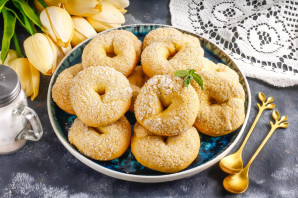 Итальянское сахарное печенье - фото шаг 8