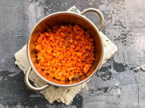 Варенье из апельсинов и моркови - фото шаг 3