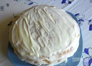 Домашний кефирный торт - фото шаг 12