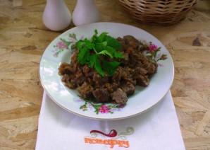 Мясо с овощами в горшочках - фото шаг 7