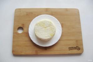 Домашний сыр из кефира и яиц - фото шаг 8