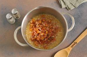 Гороховый суп по-немецки